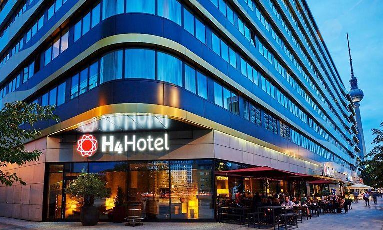 H4 Hotel Berlin Alexanderplatz Berlin